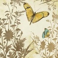 Butterfly in Flight I Fine Art Print