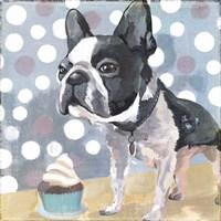 Pug Birthday Fine Art Print