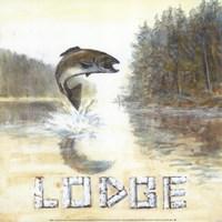 Lodge Fine Art Print