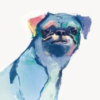 Snug Watercolor Fine Art Print