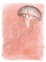 Coastal Sea Life IV Fine Art Print