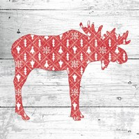 Nordic Holiday IX Fine Art Print