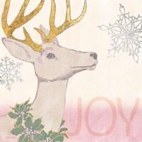 Pastel Christmas I Fine Art Print