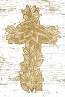 Holiday Cross II Fine Art Print