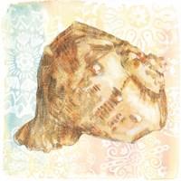 Golden Treasures III Fine Art Print