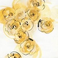 Yellow Roses Anew I B Framed Print