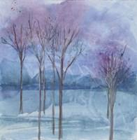 Evening Serenade I Fine Art Print