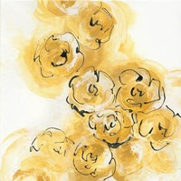Yellow Roses Anew II B Fine Art Print