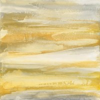 Grey and Gold Fine Art Print
