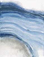 Watercolor Geode IV Fine Art Print