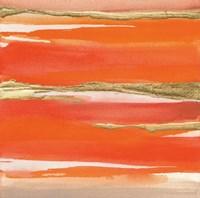 Gilded Mandarin I Fine Art Print