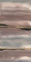 Gilded Morning Fog III Fine Art Print