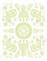 Otomi Fox Pastel Fine Art Print