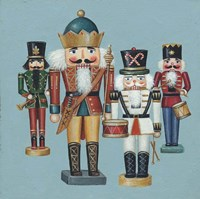 King Nutcrackers Fine Art Print
