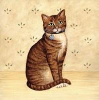 Country Kitty IV Fine Art Print