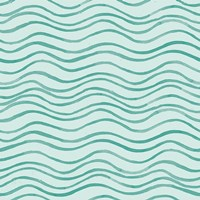 Tropical Fun Pattern I Fine Art Print