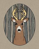 Forest Friends III Fine Art Print