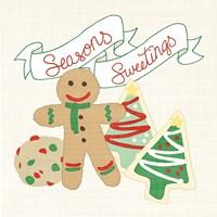 Seasons Sweetings IV v2 Fine Art Print