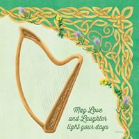 Celtic Charm II Fine Art Print