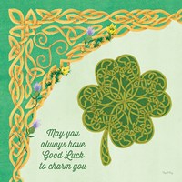 Celtic Charm I Fine Art Print