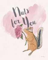 My Furry Valentine IV Fine Art Print