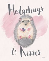 My Furry Valentine III Fine Art Print
