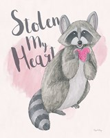 My Furry Valentine I Fine Art Print