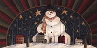 Snowman Arch