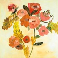 Romance Bouquet Fine Art Print