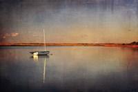 Last Boat in the Bay Fine Art Print