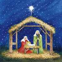 Christmas in Bethlehem III Fine Art Print
