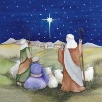 Christmas in Bethlehem IV Fine Art Print