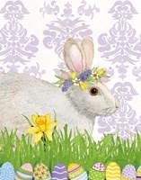 Spring Bunny IV Fine Art Print