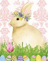 Spring Bunny III Fine Art Print