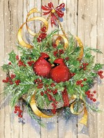 Seasons Greetings Fine Art Print