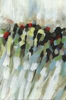 Poppy Swirls I Fine Art Print