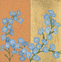 Forget Me Not Fine Art Print