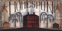 Homespun Fine Art Print
