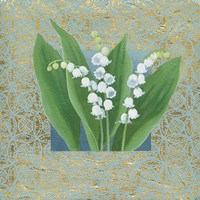 Lilies of the Valley III Fine Art Print