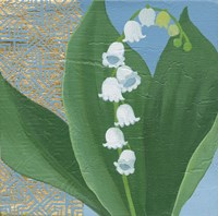 Lilies of the Valley I Fine Art Print