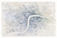 Watercolor Wanderlust London Fine Art Print