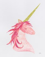 Unicorn Magic I Fine Art Print