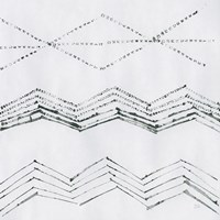 Markmaking Elements II Framed Print