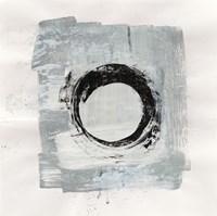 Zen Circle I Framed Print