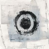 Zen Circle II Framed Print