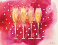 Bubbly Fun Fine Art Print