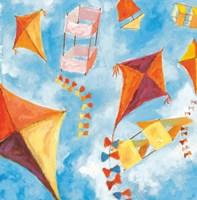 Kites Fine Art Print