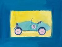 Racing Fine Art Print