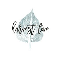 Harvest Sentiments III Fine Art Print