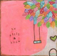 Be Still Fine Art Print
